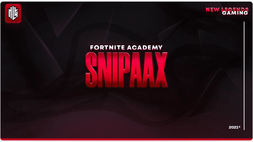 snipaax nlg esports fortnite roster