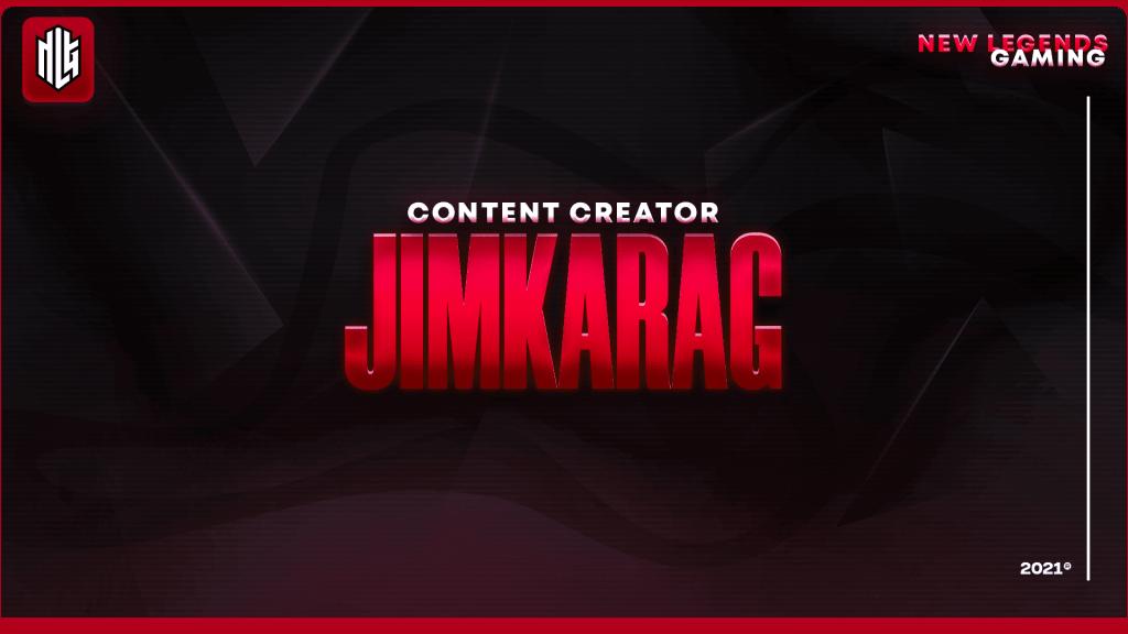 jimkarag nlg esports content creator