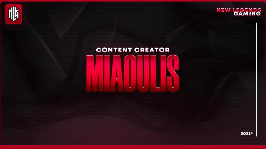 miaoulis nlg esports content creator