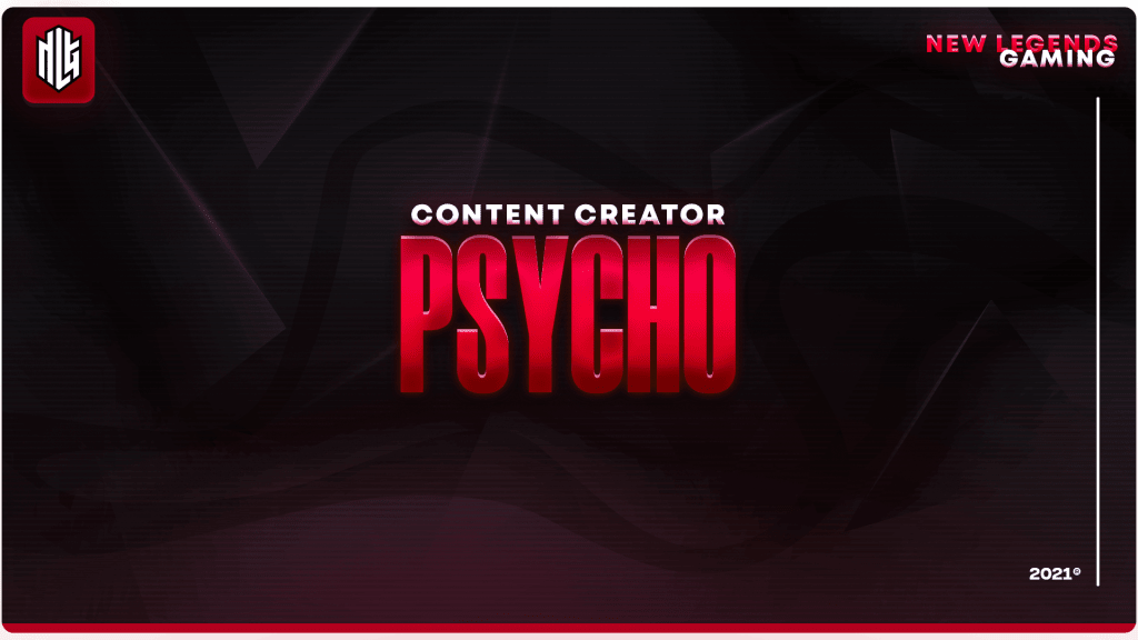 psycho nlg esports content creator