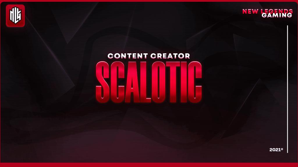 scalotic nlg esports content creator