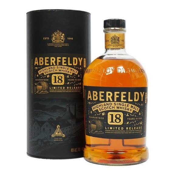 Aberfeldy 18 Years