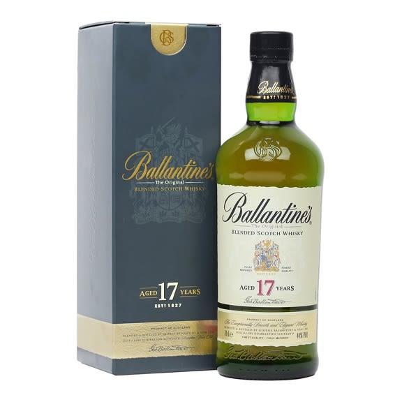 Ballantine`s 17 Years