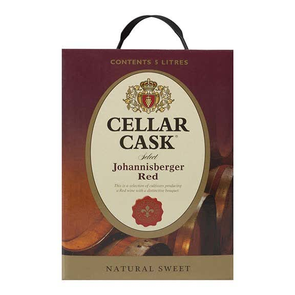 Cellar Cask Red