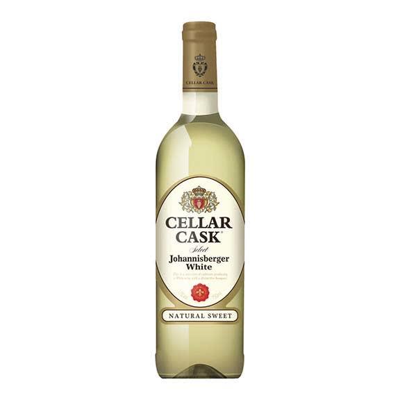 Cellar Cask White