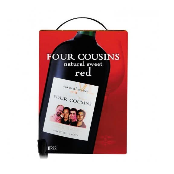 Four Cousin`s Red