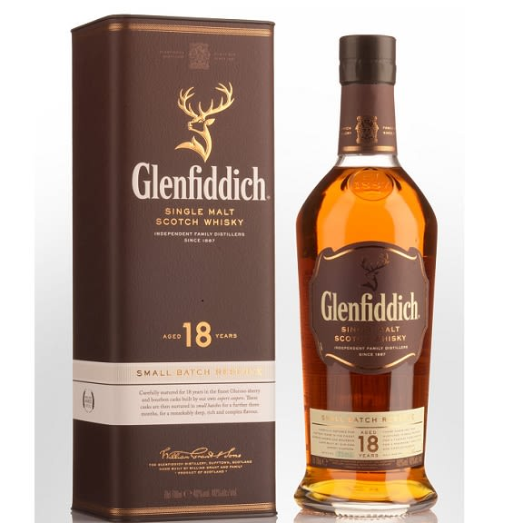 Glenfiddich 18 Years