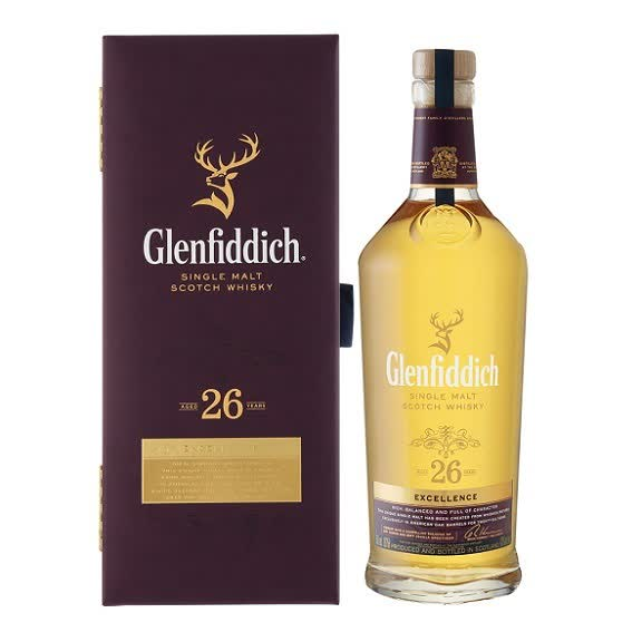 Glenfiddich 26 Years