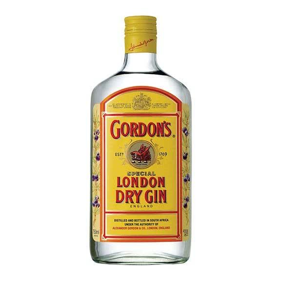 Gordon`s Gin