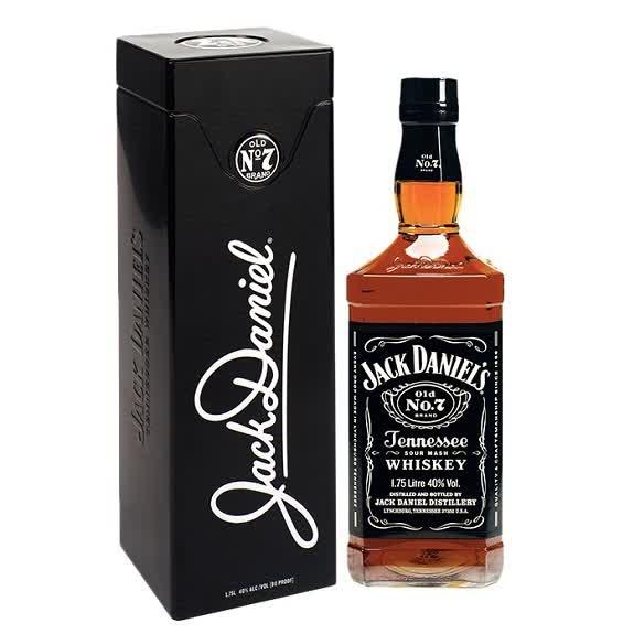 Jack Daniel`s Old No.7