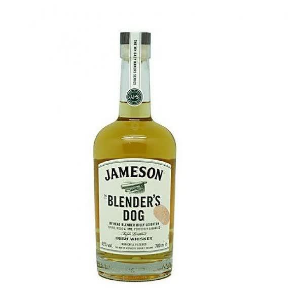 Jameson Blender`s Dog