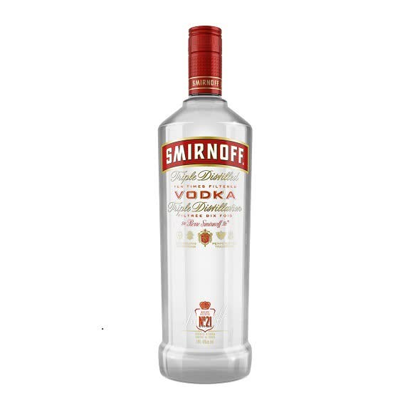 Smirnoff Vodka No.21