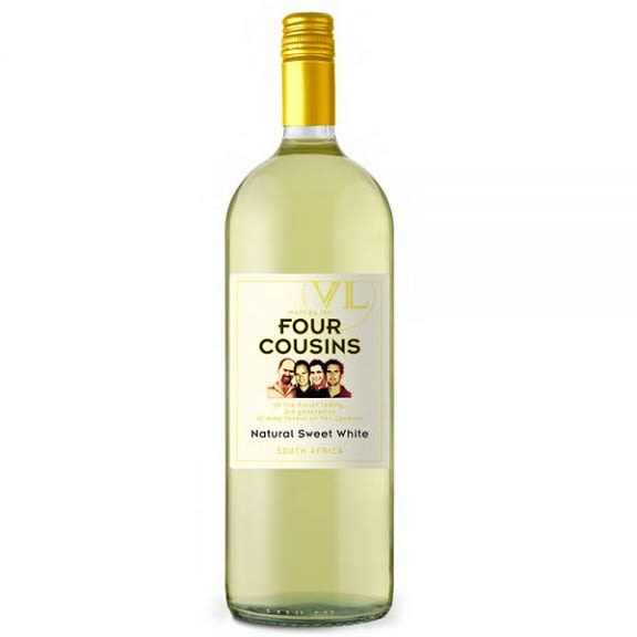 Four Cousin`s White
