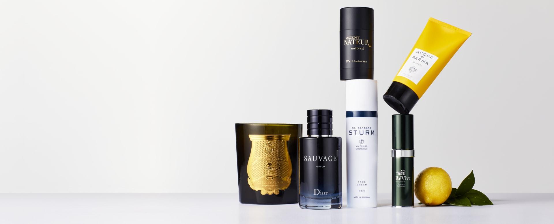 Essentials For Him | Shop Men's Grooming