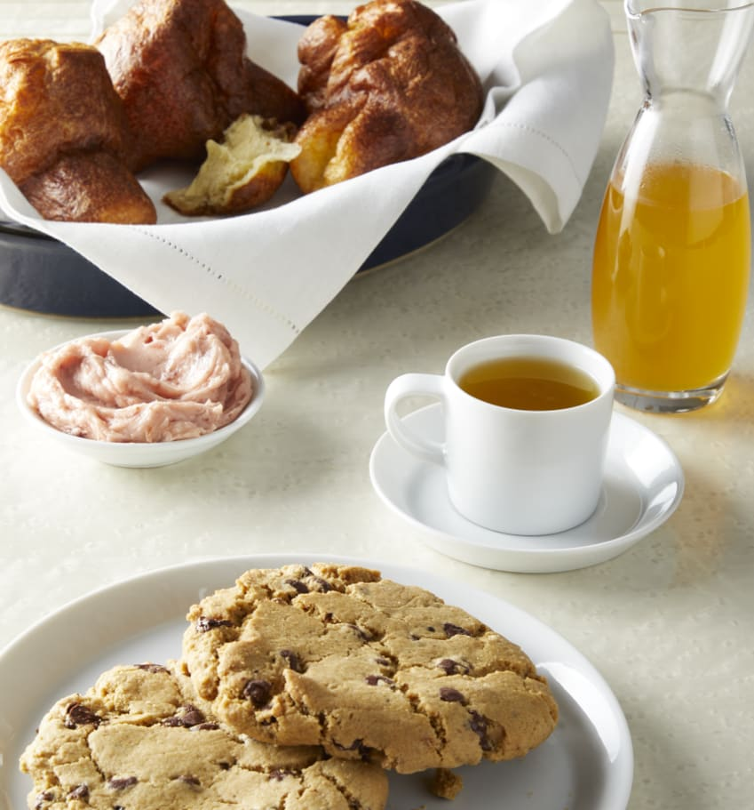 Popover|Consomme|Chocolate Chip Cookies, Lori Bandi