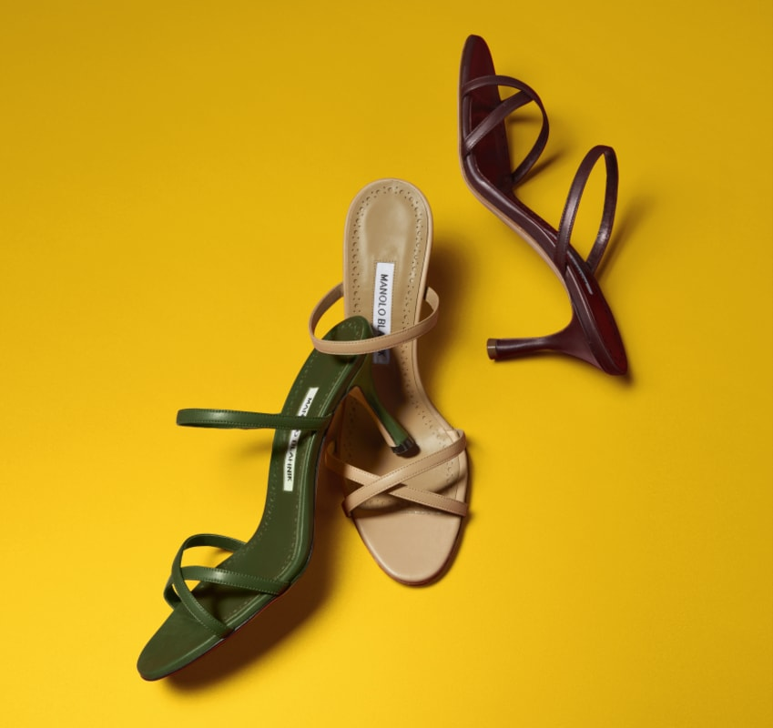 Banga Sandal in bordeaux|beige|green