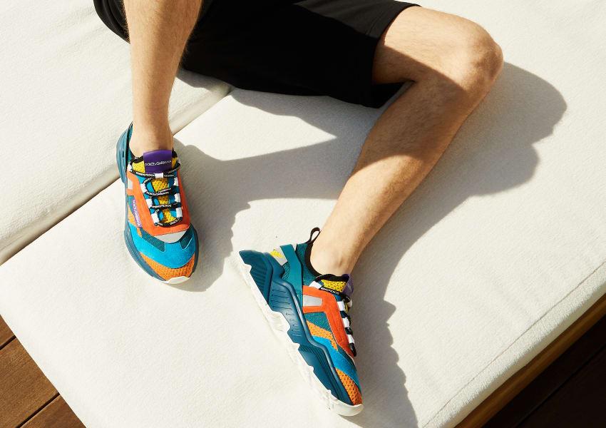 Men's Shoe Lineup