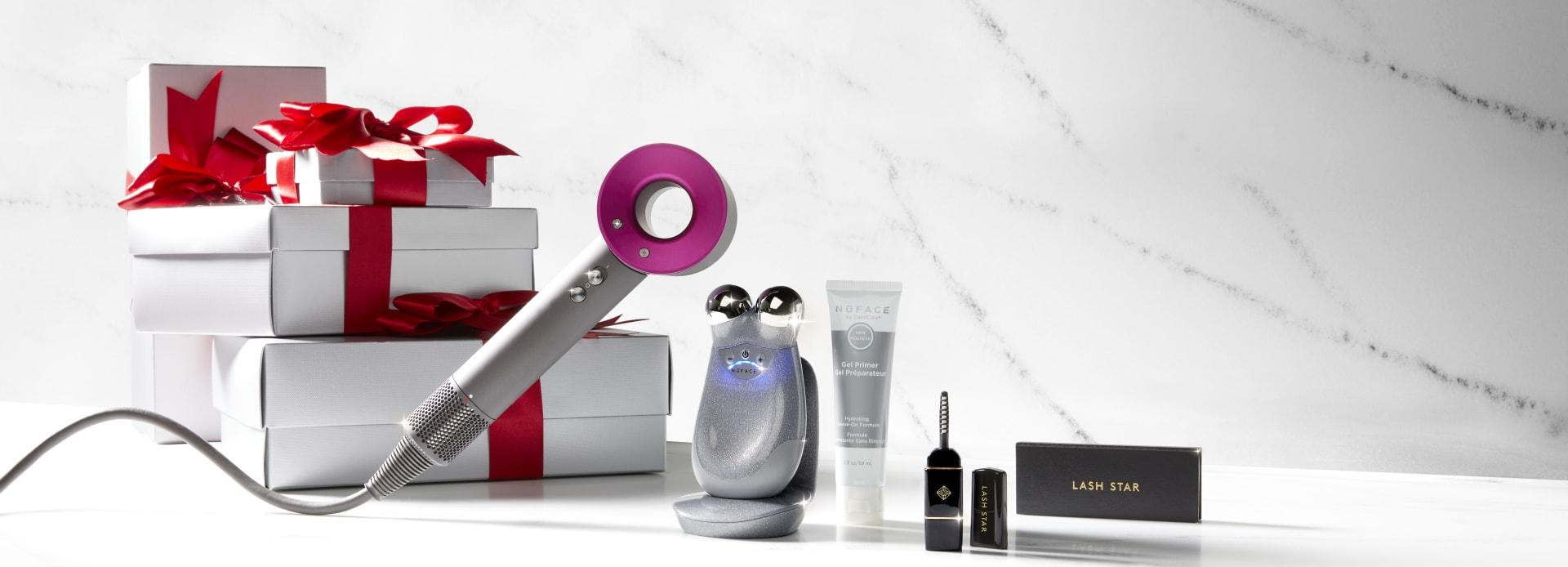 Supersonic Hair Dryer|HEATED LASH STYLER|PLATINUM TRINITY SET