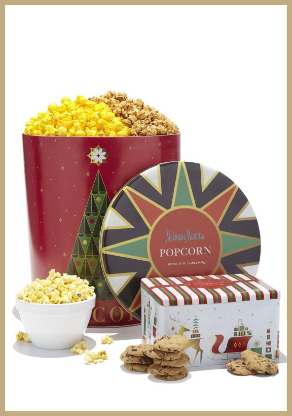 Popcorn|Chocolate Chip Cookies, Lori Bandi