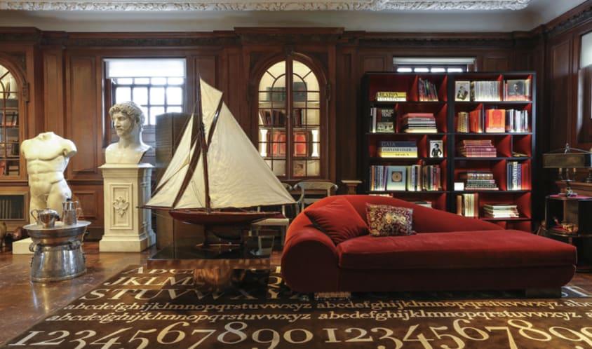 Custom Travel Library