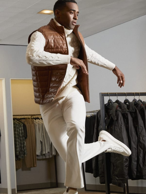 NEIMAN MARCUS LEATHER COLLECTION