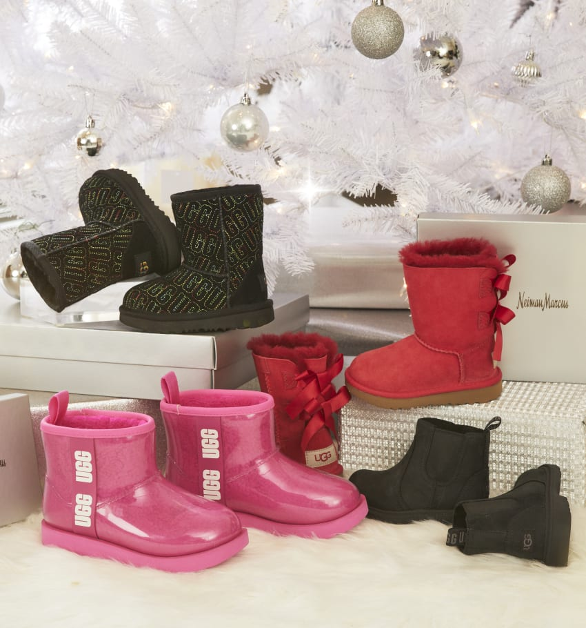 BLACK SHORT BOOT|RED TALL BOOT|BLACK DETAILED BOOT|PINK SHORT RUBBER BOOT