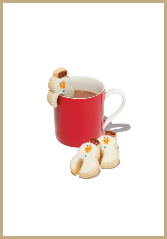 XOXO Mug|Mini Carl Cookies Set