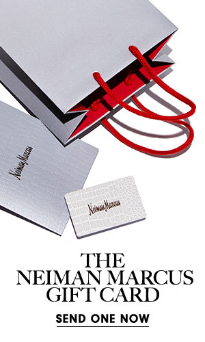 The Neiman Marcus gift card