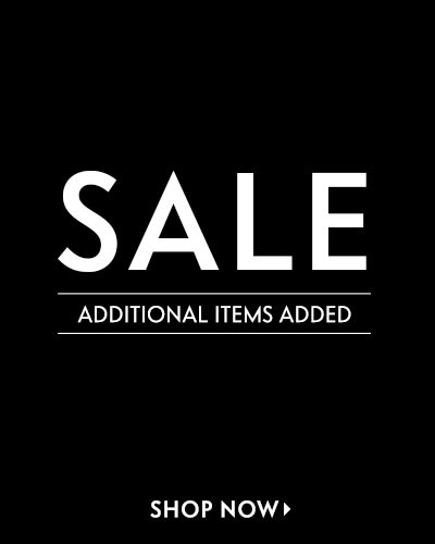 Sale. Additional items added