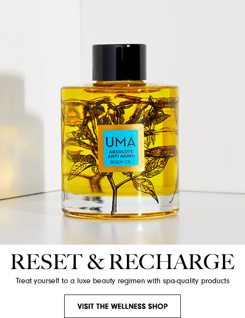 Reset & recharge. Treat yourself to a luxe beauty regimen with spa-quality products