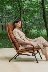 The Kontrapunkt recliner launched in Prostoria's Flagship Stores