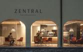 Zentral kafić restoran