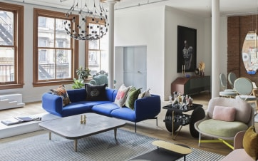 SoHo Loft, New York
