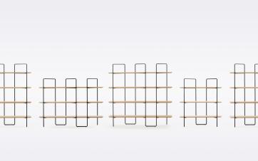 Nove modularne police KNIF