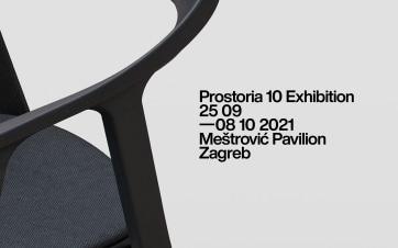 Prostoria 10 exhibition opens in September 2021