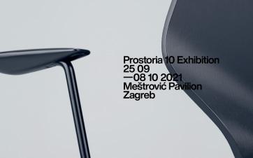 Prostoria 10 in the Meštrović Pavilion -  a comprehensive design exhibition showcasing the progressive spirit of Prostoria