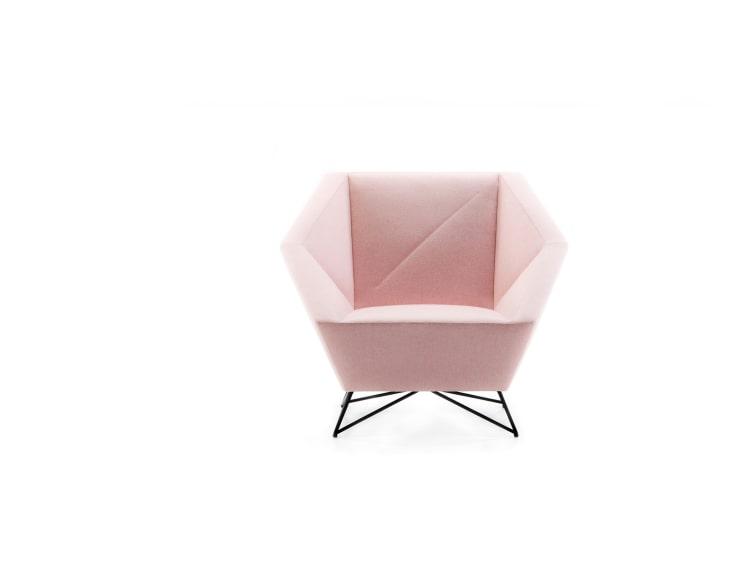 3angle - 3angle armchair