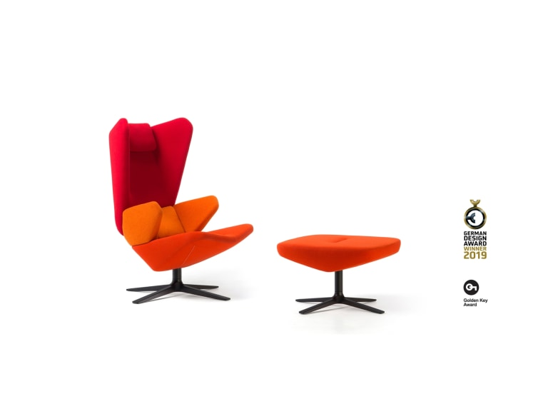 Trifidae - Trifidae armchair