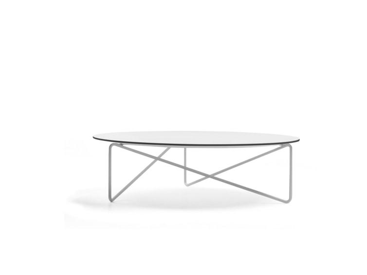 Polygon outdoor - Polygon low table outdoor