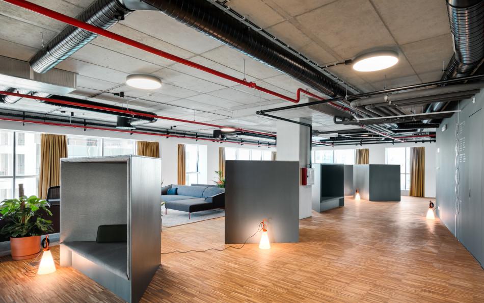 Seven Bridges Genomics Büro