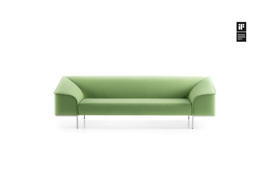 iF award for the sofa Seam by prostoria