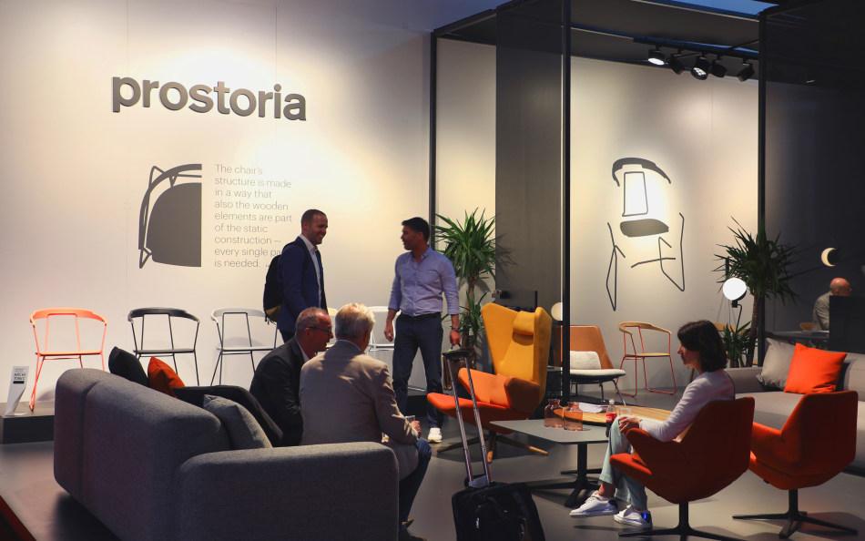 Prostoria auf Salone del Mobile, 2018