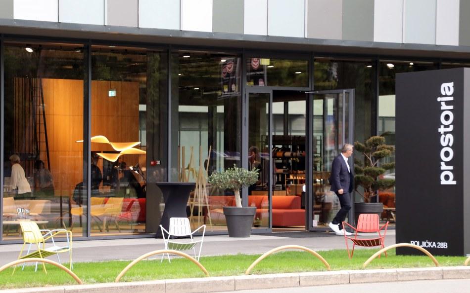 Prostoria Split Flagship-Store
