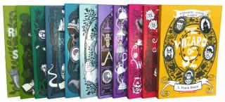 Scholastic Junior Classics - Covers