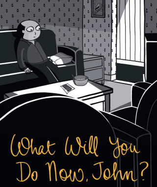 What Will You Do Now, John? - poster