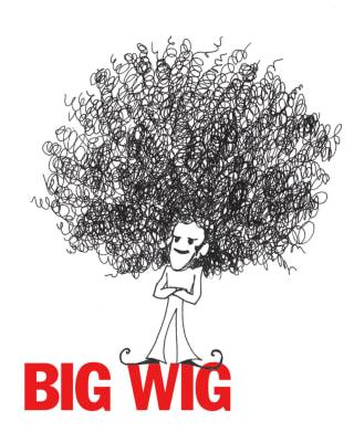 T-shirt - Big Wig