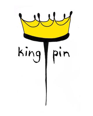 T-shirt - King Pin