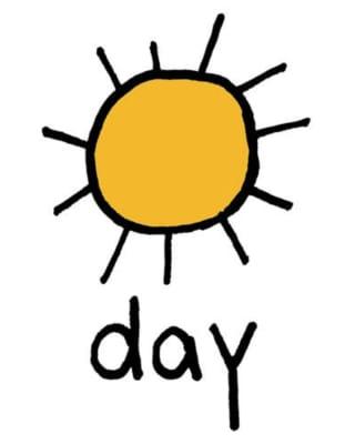 T-shirt - Sun Day