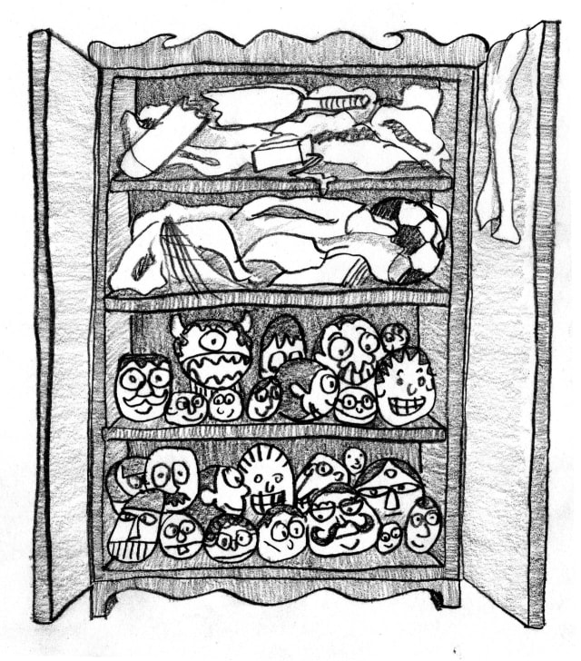 The Monster Hunters - illustration