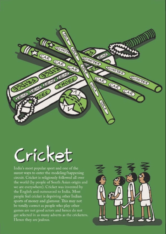 The Great Indian Diary - Cricket